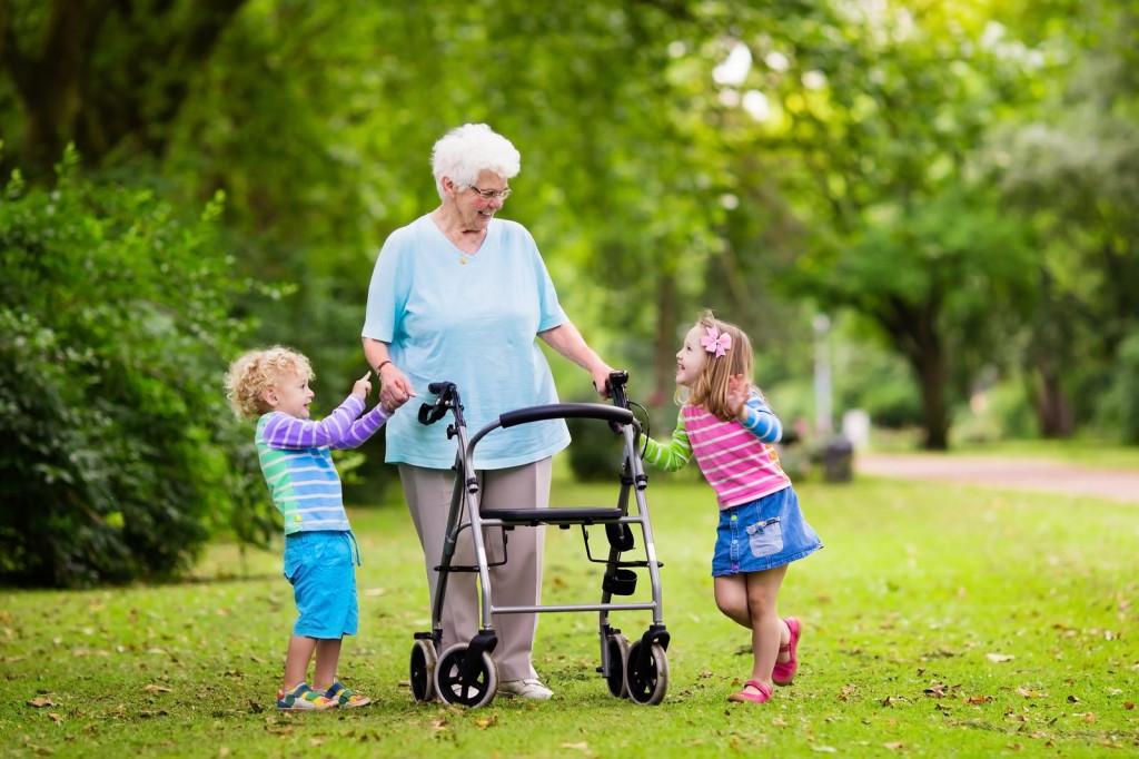 Как выбрать ходунки людям преклонного возраста