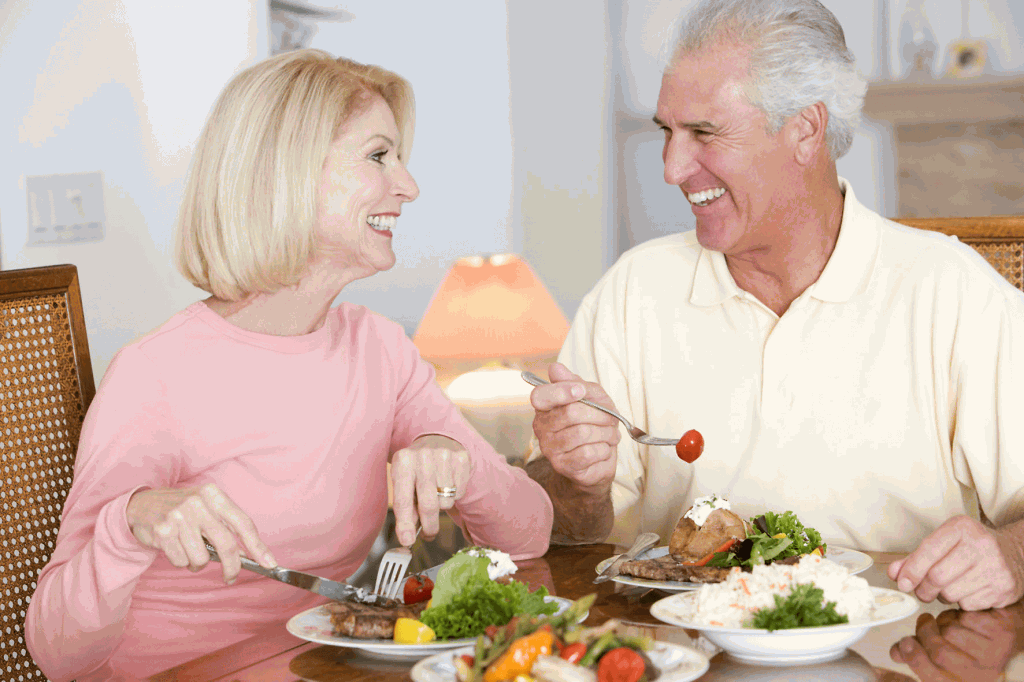 Диета при запорах у пожилых людей