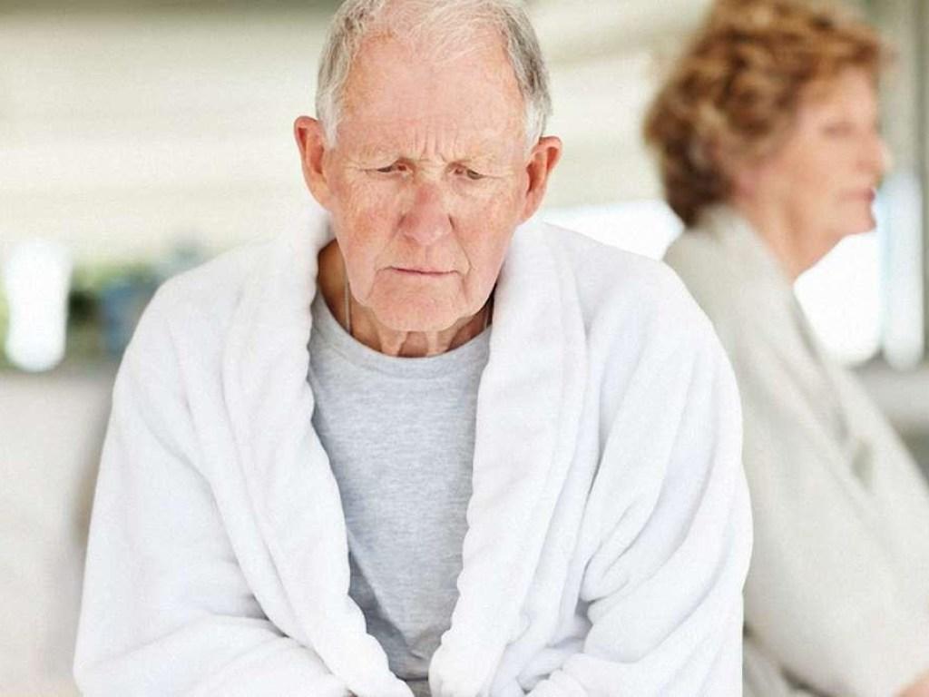 Реабилитация пожилых при заболеваниях ЦНС