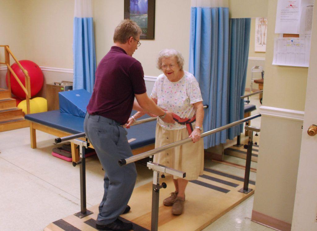 Реабилитация пожилых при заболеваниях опорно-двигательного аппарата