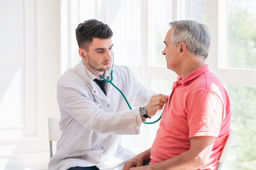 Реабилитация пожилых с заболеваниями сердечно-сосудистой системы