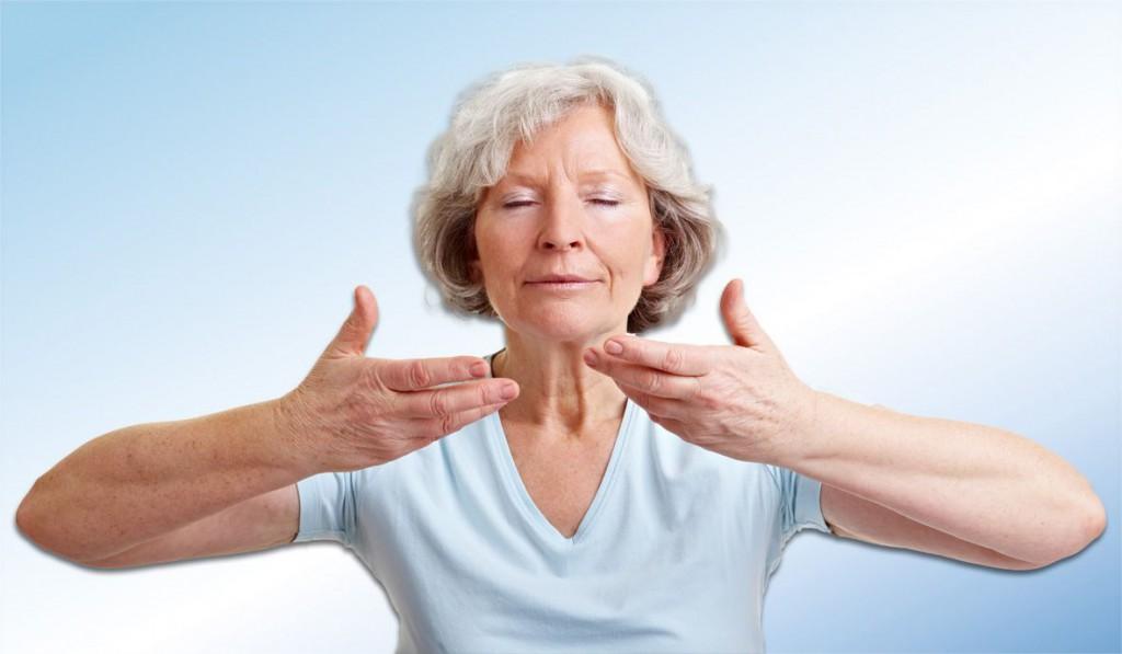 Реабилитация пожилых после стресса